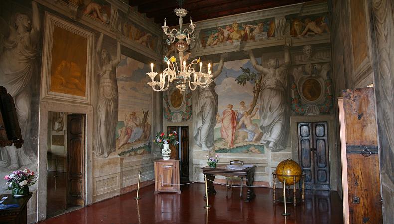 visite guidate Villa Godi Malinverni